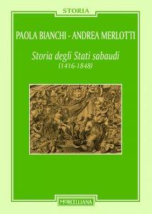 Copertina di 'Storia degli Stati Sabaudi (1416-1848)'