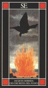 Copertina di 'Ciò che resta del fuoco. Testo francese a fronte'
