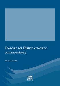 Copertina di 'Teologia del Diritto Canonico'