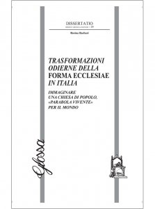 Copertina di 'Trasformazioni odierne della Forma Ecclesiae in Italia'