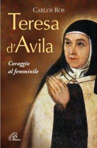 Copertina di 'Teresa d'Avila'