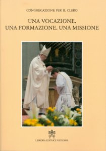 Copertina di 'Una vocazione, una formazione, una missione'
