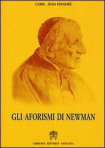 Copertina di 'Gli aforismi di Newman'