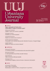 Copertina di 'Urbaniana University Journal. Euntes Docete LXVIII/3 2015: Focus - Figure episcopali nel Tardo Antico'