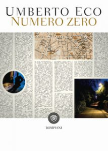 Copertina di 'Numero zero'