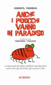 Copertina di 'Anche i pidocchi vanno in Paradiso'