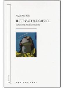 Copertina di 'Il senso del sacro'