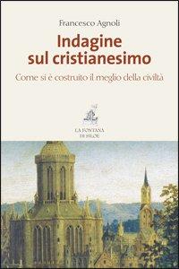 Copertina di 'Indagine sul cristianesimo'