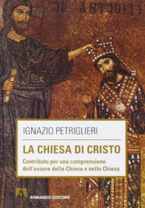 Copertina di 'La Chiesa di Cristo'