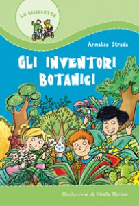 Copertina di 'Gli inventori botanici'