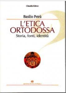 Copertina di 'L' etica ortodossa'