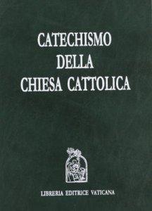 Copertina di 'Catechismo della Chiesa Cattolica'