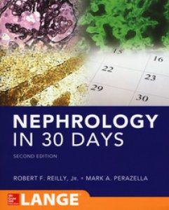 Copertina di 'Nephrology in 30 days'