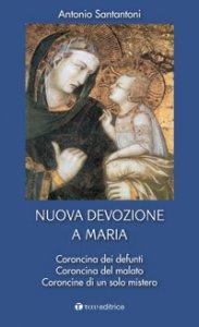 Copertina di 'Nuova devozione a Maria'