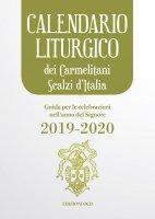 Calendario liturgico 2020 dei Carmelitani Scalzi d'Italia