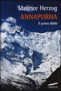 Copertina di 'Annapurna. Il primo 8000'