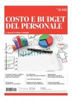 Costo e budget del personale - Cristian Valsiglio