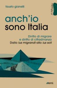 Copertina di 'Anch'io sono Italia'