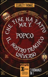 Copertina di 'Che fine ha fatto Mr Y-PopCo-Il nostro tragico universo'