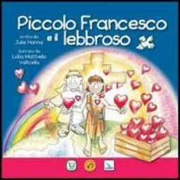 Copertina di 'Piccolo Francesco e il lebbroso'