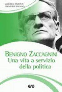 Copertina di 'Benigno Zaccagnini'