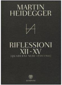 Copertina di 'Quaderni neri 1939-1941. Riflessioni XII-XV'