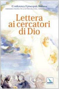 Copertina di 'Lettera ai cercatori di Dio'