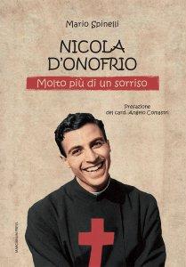 Copertina di 'Nicola D'Onofrio. Molto più di un sorriso'