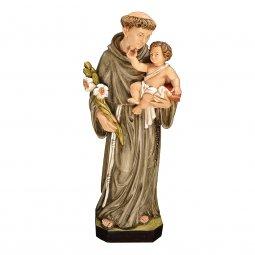 """Copertina di 'Statua in fibra di vetro """"Sant'Antonio di Padova"""" - altezza 60 cm'"""