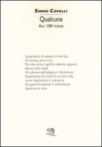Copertina di 'Qualcuna. #le 100 poesie'