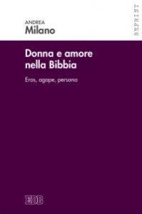 Copertina di 'Donna e amore nella Bibbia'