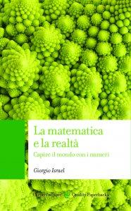 Copertina di 'La matematica e la realtà'
