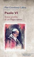 Paolo VI - Pier Giordano Cabra