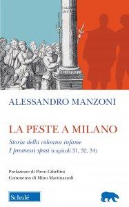 Copertina di 'La peste a Milano - Storia della colonna infame'