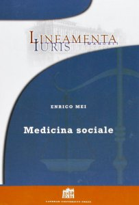 Copertina di 'Medicina sociale'