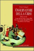 Osservatori della crisi - Calegari Paolo