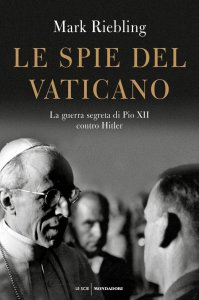 Copertina di 'Le spie del Vaticano'