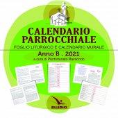Calendario parrocchiale. Anno B 2021. CD-ROM