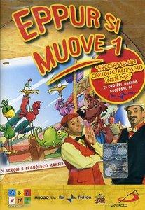 Copertina di 'Eppur si muove #01 (dvd+libro)'