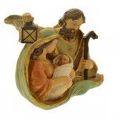 Immagine di 'Natività mezzo busto in resina'
