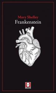 Copertina di 'Frankenstein'