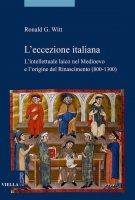 Leccezione italiana - Ronald G. Witt