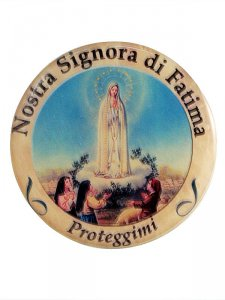 Copertina di 'Adesivo Nostra Signora di Fatima (10 pezzi)'
