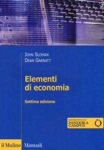 Copertina di 'Elementi di economia. Con Contenuto digitale per download e accesso on line'