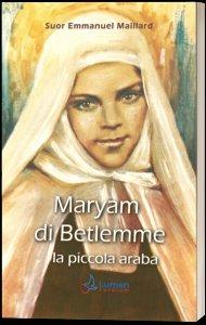 Copertina di 'Maryam di Betlemme. La piccola araba'