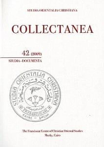 Copertina di 'Collectanea 42-2009. Studia-Documenta'