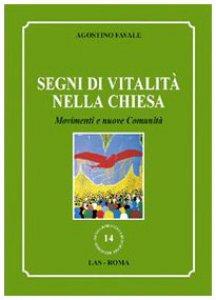 Copertina di 'Segni di vitalità nella Chiesa'