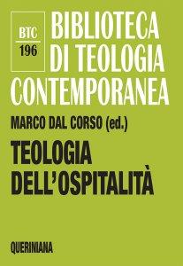 Copertina di 'Teologia dell'ospitalità'