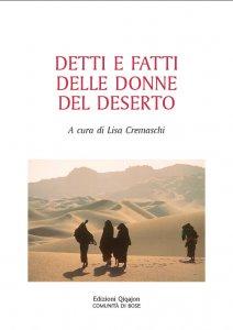 Copertina di 'Detti e fatti delle donne del deserto'