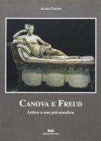 Canova e Freud. Lettere a una psicoanalista - Centin Alfio